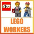 Lavoratori e Civili Minifigures