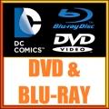 Dvd e Blu-ray DC