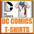DC T-shirts e abbigliamento