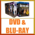 Doctor Who DVD e Blu-ray