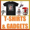 T-shirt e oggettistica