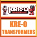 Kre-o Minifigures Transformers