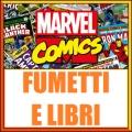 Fumetti e libri Marvel