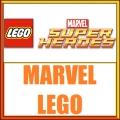Lego Costruzioni Marvel