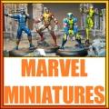 Mini figures Marvel