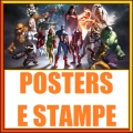 Posters e Stampe Marvel
