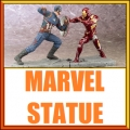 Marvel: statue