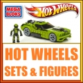 Mega blok - Hot Wheels
