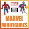 marvel mega bloks minifigures