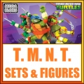 Mega Bloks Mutant Ninja Turtles