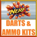 Nerf Darts and Anmo Kits