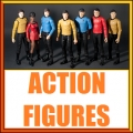 Action Figures Star Trek