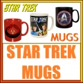 Mugs Star Trek