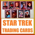 Trading Cards Star Trek