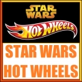 Hot Wheels Die-cast Star Wars