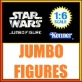 Jumbo Kenner Action Figure