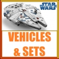 Star Wars Vehicles e sets