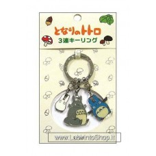 My Neighbor Totoro Metal Keychain Group A 10 cm