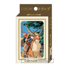 Princess Mononoke Playing Cards