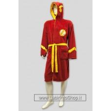 DC Comics Fleece Bathrobe The Flash