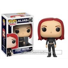 Pop! TV: Alias - Sydney Bristow (Redhead)