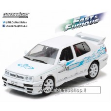 Greenlight 86234 Fast and the Furious 1995 Volkswagen Jetta A3 1:43 Scale