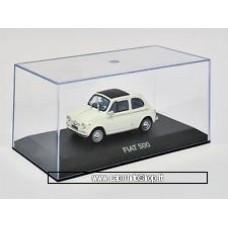 ATLAS EDITIONS - FIAT 500 'WHITE' 1957 - 1:43