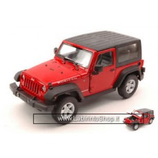 Welly - 2007 Jeep Wrangler White 1/24