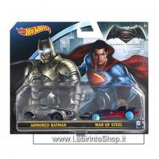 Batman Vs Superman: Dawn of Justice Hot Wheels 2 Pack