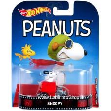 Hot Wheels Peanuts Snoopy Diecast Car