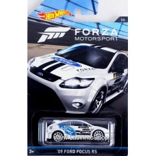 Hot Wheels 2017 Forza Motorsport / '09 Ford Focus RS
