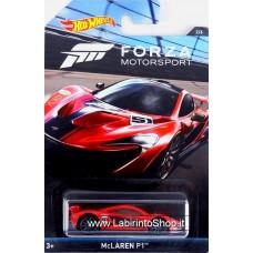 Hot Wheels 2017 Forza Motorsport McLaren P1