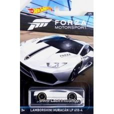 Hot Wheels 2017 Forza Motorsport Lamborghini Huracan LP 610-4