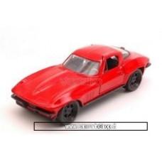 Mattel Fast & Furious 1966 Chevy Corvette