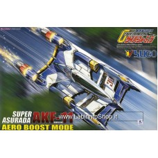 Super Asurada AKF-11 Aeroboost Mode