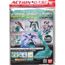Action Base 2 Sparkle Clear Green