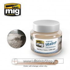 Wild River Water 250ml