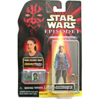 Star Wars Episode 1 – Padmé Naberrie with Pod Race View Screen