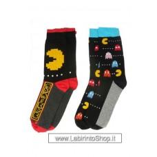 Pac-Man Mens Socks 2-Pack
