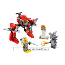 LEGO Atlantis 7977 Seabed Strider