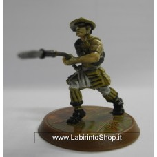 Heroscape Soldato Giapponese Medioevale 02