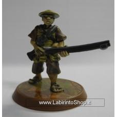 Heroscape Soldato Giapponese Medioevale 03