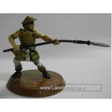Heroscape Soldato Giapponese Medioevale 04