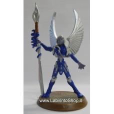 Heroscape Elfo Blu Alato