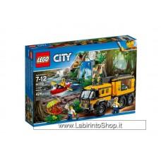 Lego City – Laboratorio mobile nella giungla