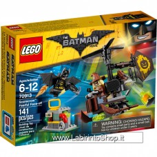 Lego - Batman Movie Duello della paura con Scarecrow - 70913