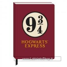 Harry Potter A5 Notebook Platform 9 3/4