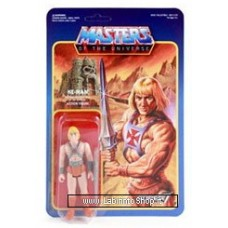 Masters of the Universe ReAction Action Figures 10 cm He-Man