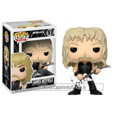 Metallica POP! Rocks Vinyl Figure James Hetfield 9 cm