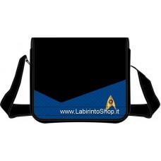 Star Trek Shoulder Bag Blue Suit
